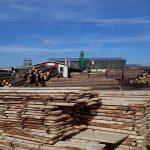 paletové přířezy, stavební řezivo, pořez PILA MINX, Niva
