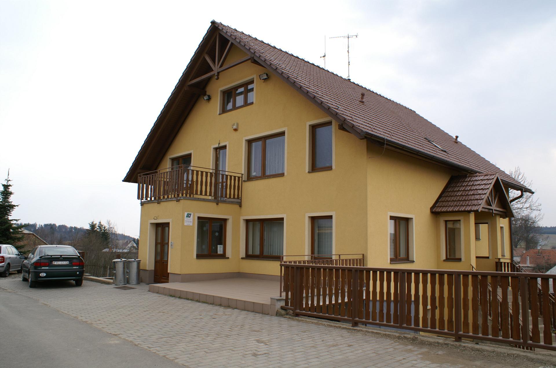 sídlo PILA MINX, Niva